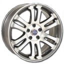 WHEEL MAX HEXA T6 DARKGRAY/POLISHING